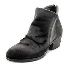 H by Hudson Apisi Women  Round Toe Canvas Gray Ankle Boot