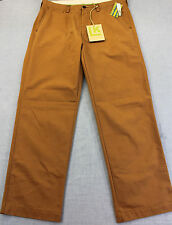 LK LIFE KHAKI ECLO Mens COPPER BROWN CHINO PANTS NWT 32 34 36 38 x 30 32 34 $65
