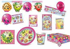 Shopkins Party Themed Events Decorations Tableware, Napkins, Balloons, Banners