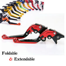 Folding Extendable Brake Clutch Levers For BMW R1200ST	(2005-2008) 07 06