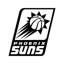 Decal Vinyl Truck Car Sticker - Basketball NBA Phoenix Suns