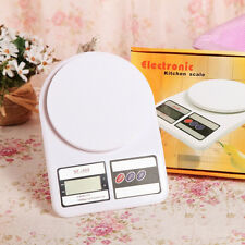 High Precision 5/7/10KG x 1G LCD Display Digital Electronic Balance Scale New ZX