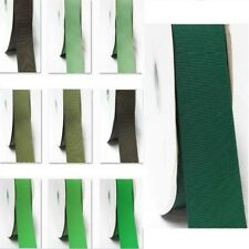 """Wholesale 100 Yards / Roll/Spool Grosgrain Ribbon 3/8"""" / 9mm  Lime to green"""
