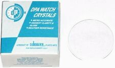 Lot of 100pcs Plastic Acrylic Low Dome Crystals 28.2mm to 32.4mm