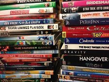 LOT 2: MASSIVE LOT OF DVDS - DISNEY, CLASSICS, SLIPCOVERS, SEASONS, AND MORE!