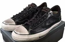 Converse X by John Varvatos Star Player Oxford Lo Sneaker BLACK Leather 132851C