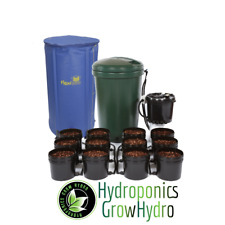 IWS Pro Basic Flood and Drain 12 Pot System - Hard or Flexi Butt - FREE SAMPLE
