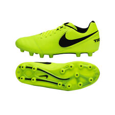 Nike Men Cleats Tiempo Genio II Leather HG-E Soccer Football Shoes 819214-707