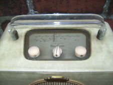 REDUCED MORE  EVER READY SKYQUEEN 1950's  RADIO, GREAT LOOK, NOT WORKING. COOL