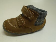 BOYS CLARKS FIRST SHOES TINY JAY