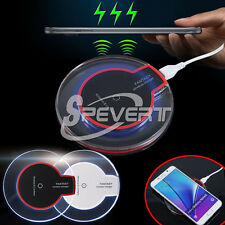 Universal Qi Wireless Charger Charging Receiver Kit F iPhone 7 7Plus Samsung HTC