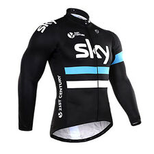 sky cycling jersey long sleeve pro cycling jersey quickdry Jersey UK