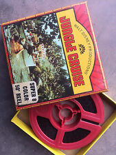 Walt Disney Productions JUNGLE CRUISE Super 8 film