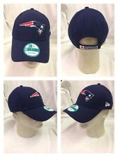 NFL New England Patriots New Era 9Forty The League Team Color Cap Hat Adjustable