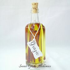 "10 pcs ""Athena A"" Olive Oil Favors (60ml / 2oz), Olive Oil Wedding Favors"