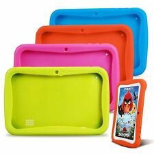 """7'' Rubber Cute Silicone Soft Gel Case Cover For 7"""" Inch Android Tablet PC Kids"""