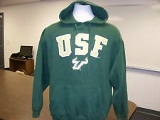 USF South Florida Bulls NCAA Adult XL Stitched Hoodie Sweatshirt