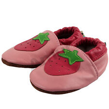 Baby Soft Sole Leather Anti-Slip Shoes Infant Boy Girl Toddler Moccasin Slip-On