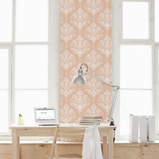 Wallums Wall Decor Damask Removable Wallpaper Tile