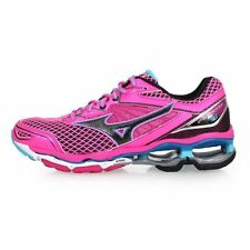 MIZUNO WAVE CREATION 18 Women's Running Shoes 100% Authentic New J1GD160110 A