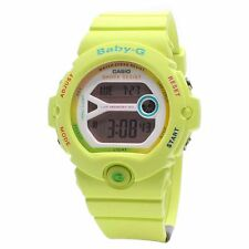 Casio Grey Baby-G Ladies Digital Sport Green Watch BG-6903-3D BG-6903-8D