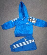 Brand New With Tags Adidas Baby Boys Tracksuit Age 0-3 Months