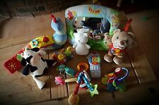 Bundle of toys - baby / toddler