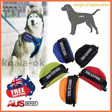 Nylon Pet Dog Harness Vest Accessories Fashion Backpack Double Side Bags AUHAPPY