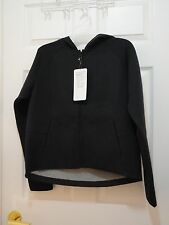 New With Tag Lululemon City Bound Hoodie Black Size 10 8 6 4
