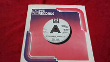 "Diana Trask lets get down to business Uk 7"" vinyl promo copy"