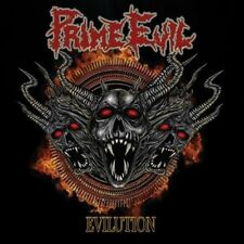 Evilution [EP] by Prime Evil (CD, Aug-2012, CD Baby (distributor))