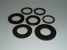 M22 Rubber Washers- Choose from 5 different sizes,