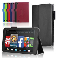 """Tablet PC Folding Leather Stand Leather  Cover Case For Amazon Kindle Fire 7"""" US"""