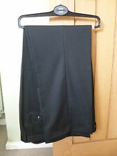 NEXT GENTS WOOL FLAT FRONT TROUSERS SIZE 38R NEW