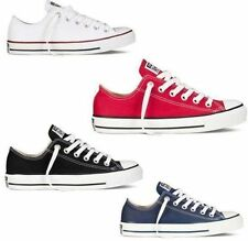 Lady Women ALL STARs Chuck Taylor Ox Low High Top shoes Casual Canvas Sneakers