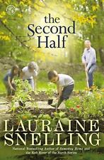 the Second Half  Lauraine Snelling Paperback Like New