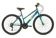 2017 Activ Figaro Ladies Shimano 18 Speed Mountain Bike Turquoise RRP £199