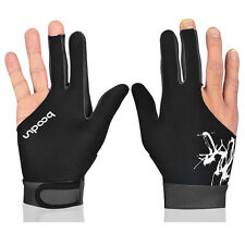 BOODUN Professional Biliard Snooker Pool Table Cue Shooter Glove Left Right Hand