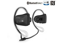 Sports Wireless Bluetooth Stereo Headset Headphone with NFC for Motorola Phones