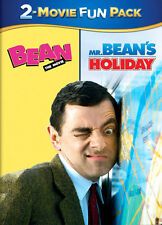 Mr. Bean: The Ultimate Disaster Movie (1997) / Mr. Bean's Holiday DVD NEW