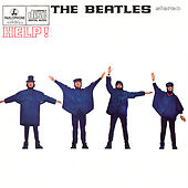 THE BEATLES - HELP ! - CD ALBUM - TICKET TO RIDE / YESTERDAY / ANOTHER GIRL +