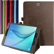 PU Leather Folding Book Stand Case Cover For Samsung Tab A 7.0 T280 tab 9.7 T550