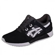 Asics Gel Lyte III dark grey / white Shoes Trainers Runner Leather H7K4Y 9501