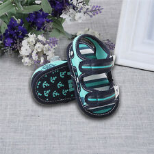 0-18M Summer Infant Baby Kids PU Shoes Toddler Boy Sandals Casual Shoes Footwear