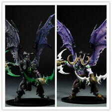 WORLD OF WARCRAFT WOW DC5 ILLIDAN Stormrage Demon Form EDITION FIGURE Toy GIFT