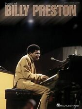 Best of Billy Preston by Paperback Book (English)
