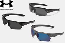Under Armour Mens Igniter 2.0 Storm Polarized Sunglasses - Black, Carbon or Gray