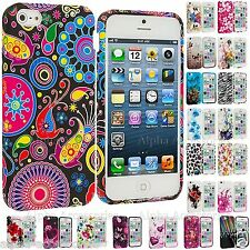 Printed Silicone Case Gel TPU Rubber Back Cover UK Union Flag For iPhone,Galaxy