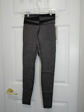 NWT Lululemon Wunder Under Pant Luon Giant Herringbone Black Heathered Blk 6 4 2
