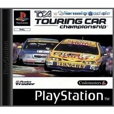 TOCA Touring Car Championship (Sony PlayStation 1, 1998)